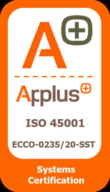 Ingeniería eléctrica, ISO 45001