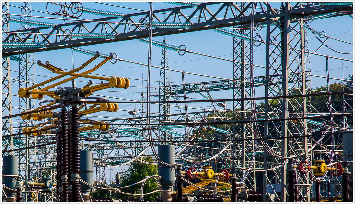 Subestaciones eléctricas en Colombia