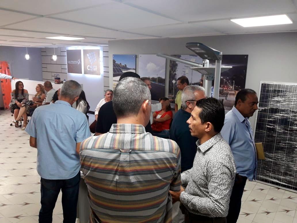 Inauguración de la nuevas oficinas de Ultratek