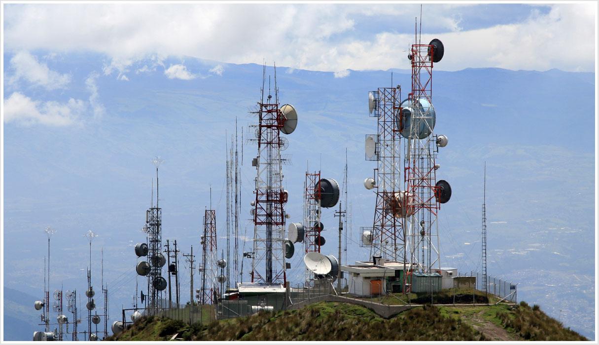 Redes de datos y telecomunicaciones en Colombia